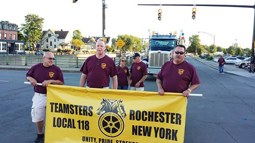 Teamsters Local 118 Rochester, NY
